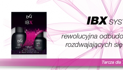Salon kosmetyczny VENUS - IBX rewolucyjna odbudowa paznokci Nowość