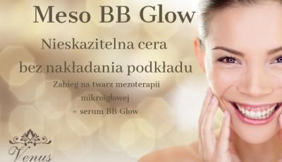 Salon kosmetyczny VENUS - Meso BB Glow