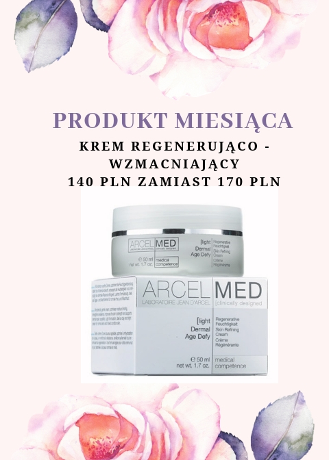 Salon kosmetyczny VENUS - Produkt Miesiąca