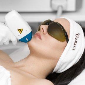 Salon kosmetyczny VENUS - Laseroterapia