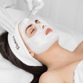 Salon kosmetyczny VENUS - Zabiegi na twarz