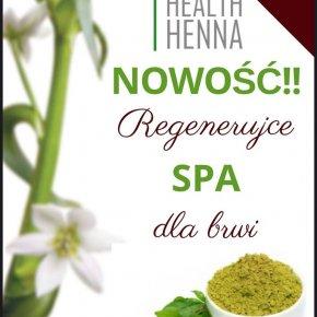 Salon kosmetyczny VENUS - Regeneracja brwi SPA