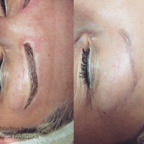 Salon kosmetyczny VENUS - Microblading brwi