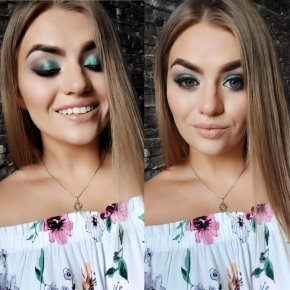 Salon kosmetyczny VENUS - Makijaż okazjonalny