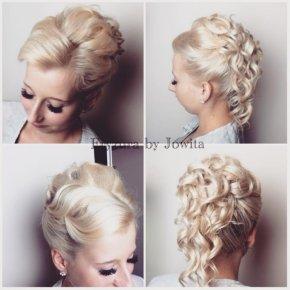 Salon kosmetyczny VENUS - Stylizacja włosów