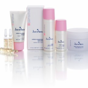 Zabiegi francuskiej marki JEAN D'ARCEL - Salon kosmetyczny VENUS