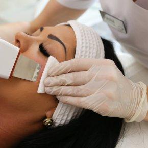 Peeling kawitacyjny i ultradźwięki - Salon kosmetyczny VENUS