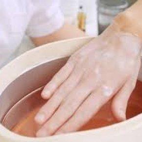 Zabieg głęboko nawilżający z parafiną - Salon kosmetyczny VENUS